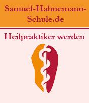 Heilpraktiker werden - Samuel-Hahnemann-Schule