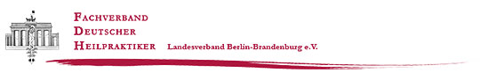Fachverband Deutscher Heilpraktiker - Landesverband Berlin-Brandenburg e.V.